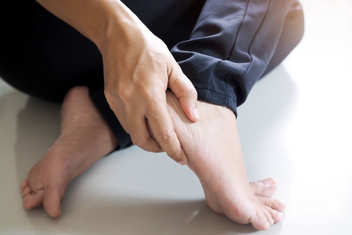 Five Facts about Plantar Fasciitis