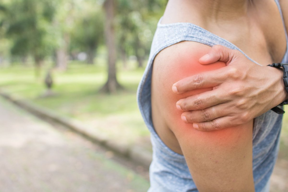 Four Signs You May Have a Rotator Cuff Injury