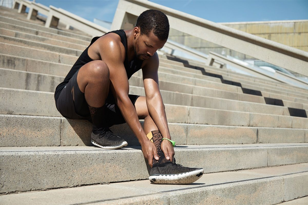 Your Ankle Hurts.  Now What?