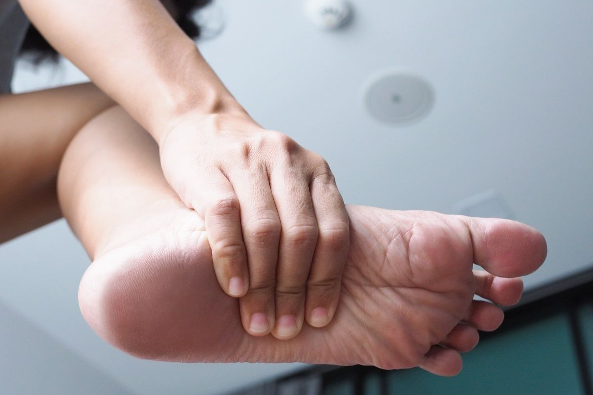 Four Foot Issues that May Have You Calling a Specialist