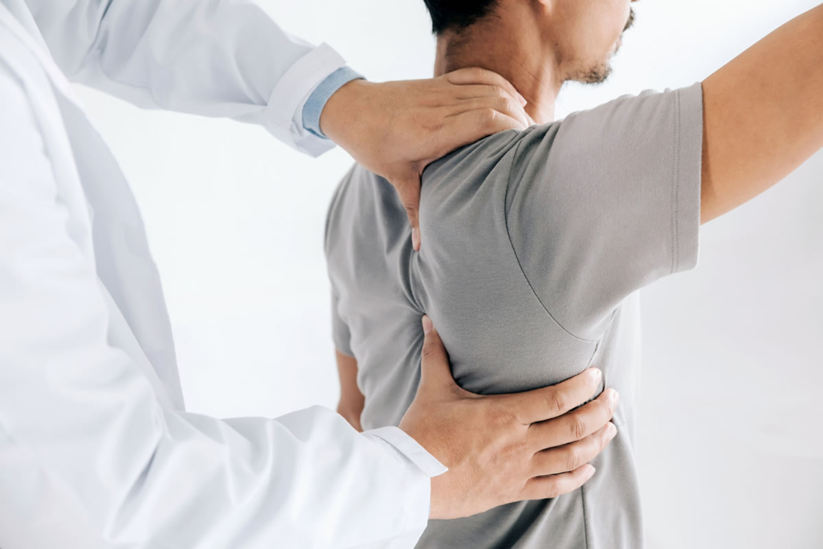 What May Be Causing Your Shoulder Pain