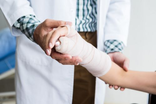 Treatments for Hand Fractures